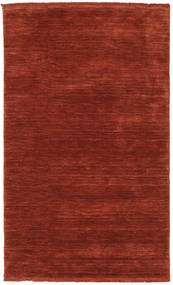Handloom fringes - Deep Rust carpet CVD19109