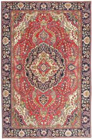Tabriz Patina Matto 190X290 Itämainen Käsinsolmittu Ruskea/Beige (Villa, Persia/Iran)