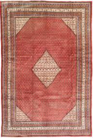 Sarouk Mir Rug 248X370 Authentic  Oriental Handknotted Dark Red/Dark Beige (Wool, Persia/Iran)