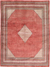 Sarouk Mir Rug 300X400 Authentic  Oriental Handknotted Light Brown/Brown Large (Wool, Persia/Iran)