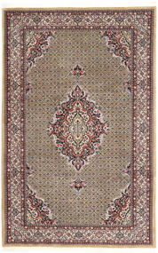 Bidjar Rug 208X318 Authentic  Oriental Handknotted Light Brown/Light Grey (Wool, Persia/Iran)