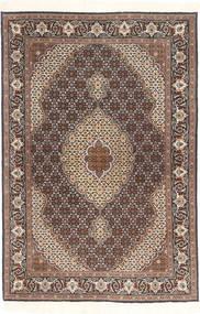 Tabriz 50 Raj Tapis 105X175 D'orient Fait Main Marron Clair/Marron Foncé (Laine, Perse/Iran)