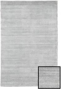 Bambus Grass - Grau Teppich  120X180 Moderner Hellgrau/Beige (Wolle/Bambus-Seide, Türkei)