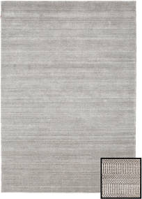 Bamboo Grass - Beige Rug 160X230 Modern Light Grey/Beige (Wool/Bamboo Silk, Turkey)