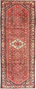 Hamadan Matto 115X305 Itämainen Käsinsolmittu Käytävämatto Ruskea/Vaaleanruskea (Villa, Persia/Iran)