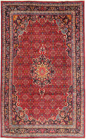 Bidjar Rug 208X337 Authentic  Oriental Handknotted Brown/Dark Blue (Wool, Persia/Iran)