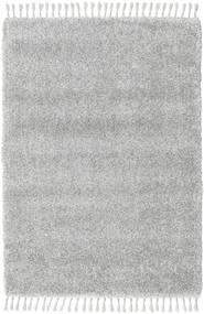 Boho - Ezüstszürke szőnyeg CVD20024