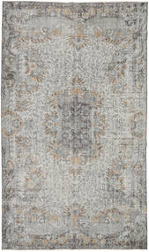 Colored Vintage Rug 173X292 Authentic  Modern Handknotted Light Grey (Wool, Turkey)