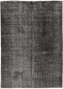 Colored Vintage Rug 146X205 Authentic  Modern Handknotted Dark Grey (Wool, Turkey)