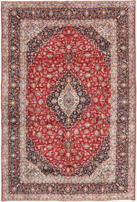 Keshan Matto 294X420 Itämainen Käsinsolmittu Vaaleanruskea/Ruoste Isot (Villa, Persia/Iran)