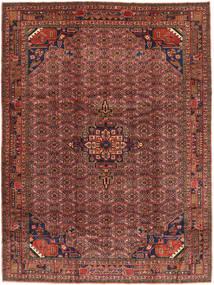 Koliai Matta 210X275 Äkta Orientalisk Handknuten Brun/Mörkröd (Ull, Persien/Iran)