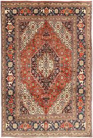 Ardebil Rug 196X292 Authentic  Oriental Handknotted Dark Brown/Light Brown (Wool, Persia/Iran)