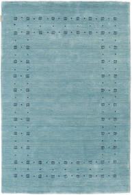 Alfombra Loribaf Loom Delta - Azul claro CVD18026