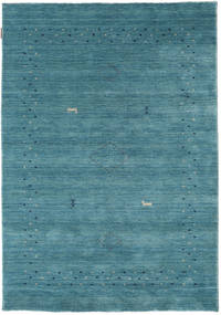 Loribaf Loom Alfa - Blue carpet CVD18316