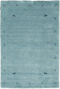 Loribaf Loom Zeta - Light Blue carpet CVD18076