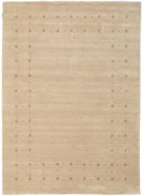 Loribaf Loom Delta - Beige Matto 160X230 Moderni Beige/Tummanbeige (Villa, Intia)