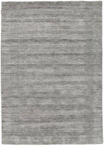 Handloom Gabba - Grey Rug 160X230 Modern Light Grey/Dark Grey (Wool, India)