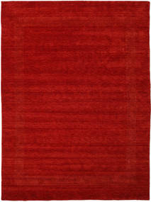 Handloom Gabba - Rust Rug 210X290 Modern Rust Red/Dark Red (Wool, India)