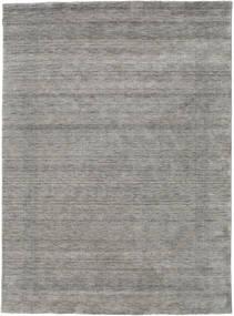 Handloom Gabba - Grey Rug 210X290 Modern Light Grey/Dark Grey (Wool, India)