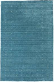 Loribaf Loom Delta - Blau Teppich CVD18301