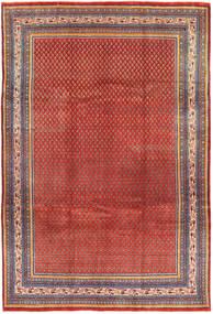Arak Teppe 212X320 Ekte Orientalsk Håndknyttet Rust/Mørk Rød (Ull, Persia/Iran)