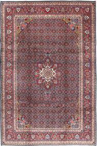 Moud Matto 215X320 Itämainen Käsinsolmittu Violetti/Vaaleanharmaa (Villa, Persia/Iran)