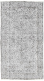 Colored Vintage Rug 115X208 Authentic  Modern Handknotted Light Grey (Wool, Turkey)