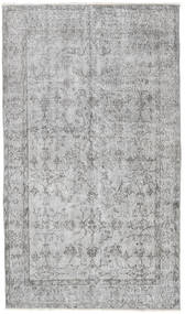 Colored Vintage Rug 116X200 Authentic  Modern Handknotted Light Grey (Wool, Turkey)