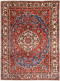 Bakhtiari Rug 244X330 Authentic Oriental Handknotted Dark Grey/Brown (Wool, Persia/Iran)