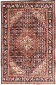アルデビル 絨毯 198X297 オリエンタル 手織り 茶/濃い茶色 (ウール, ペルシャ/イラン)