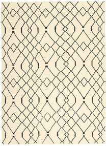 Kilim Modern Rug 211X288 Authentic  Modern Handwoven (Wool, India)