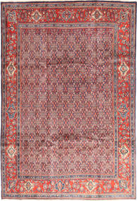 Arak Rug 217X315 Authentic  Oriental Handknotted Light Purple/Light Brown (Wool, Persia/Iran)