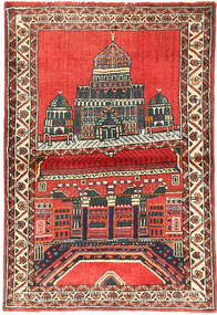 Hamadan tapijt AXVZZZW552