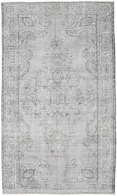 Colored Vintage Rug 197X339 Authentic  Modern Handknotted Light Grey (Wool, Turkey)