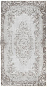 Colored Vintage Rug 113X210 Authentic  Modern Handknotted Light Grey/Beige (Wool, Turkey)