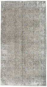 Colored Vintage Rug 149X280 Authentic  Modern Handknotted Light Grey (Wool, Turkey)