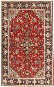Najafabad Rug 197X312 Authentic  Oriental Handknotted Dark Red/Light Brown (Wool, Persia/Iran)