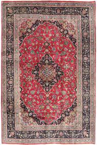 Kashmar Rug 192X290 Authentic  Oriental Handknotted Dark Grey/Light Brown (Wool, Persia/Iran)