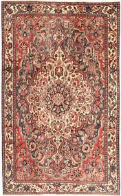 Bakhtiari Rug 200X320 Authentic  Oriental Handknotted Dark Red/Light Brown (Wool, Persia/Iran)