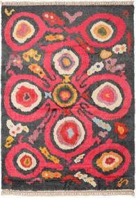 Handknotted Berber Shaggy-matto XCGZU11