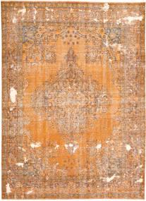 Colored Vintage Tæppe 250X340 Ægte Moderne Håndknyttet Lysebrun/Lyserød Stort (Uld, Persien/Iran)