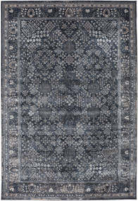 Monza - Dark Grey Rug 160X230 Modern Dark Grey/Dark Blue ( Turkey)