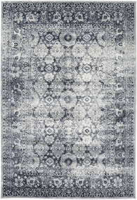 Pasha - Dark Blue/Grey Rug 160X230 Modern Light Grey/Dark Grey ( Turkey)
