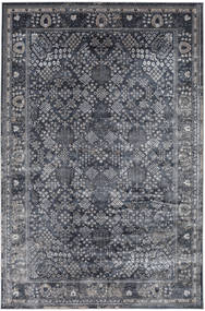 Monza - Dark Grey Rug 250X350 Modern Dark Grey/Dark Blue Large ( Turkey)