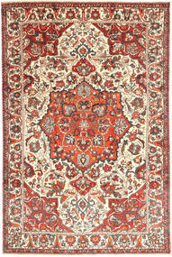 Bakhtiari Rug 218X322 Authentic Oriental Handknotted Beige/Brown (Wool, Persia/Iran)