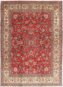 Hamadan Shahrbaf Rug 235X327 Authentic  Oriental Handknotted Dark Red/Rust Red (Wool, Persia/Iran)