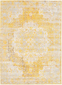 Nadia - Yellow Rug 160X230 Modern Beige/Dark Beige ( Turkey)