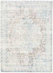 Nadia - Light Rug 160X230 Modern Light Grey/White/Creme ( Turkey)
