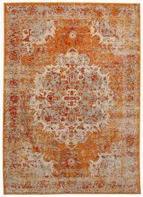 Nadia - Orange Tapis 160X230 Moderne Rose Clair/Orange ( Turquie)