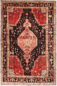 Nahavand Teppe 165X255 Ekte Orientalsk Håndknyttet Mørk Brun/Brun (Ull, Persia/Iran)